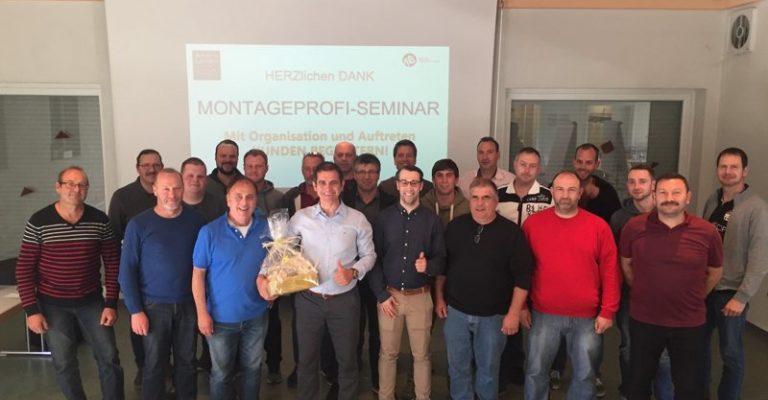 Fa. Bechtold Mossautal mit Armin Leinen