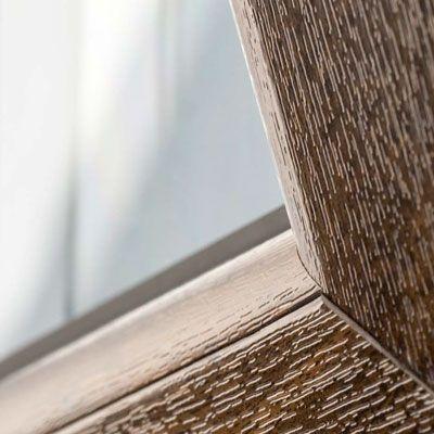 Außerstandarddekore für REHAU Fenster- und Türprofile