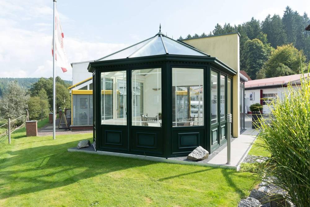 wintergarten die ausstellungsr ume im mossautal bechtold fenster. Black Bedroom Furniture Sets. Home Design Ideas
